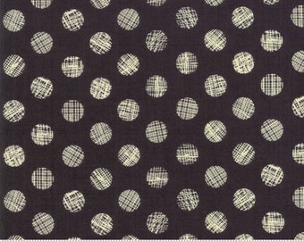 BasicGrey Hallo Harvest Raven Disturbed (30605 11)  by BasicGrey for Moda - Halloween Fabric - Cotton Quilting Fabric