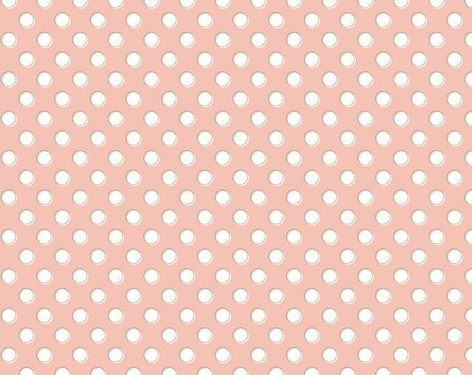 Bliss Blush Dots by My Mind's Eye for Riley Blake Designs (C8163-BLUSH)
