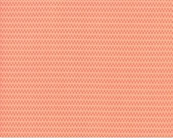 Clover Hollow Peachy Loop De Loops by Sherri and Chelsi for Moda Fabrics  (37556 20)