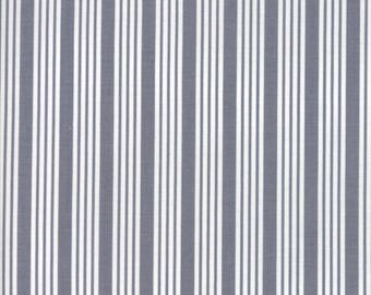 The Good Life (55157 17) Charcoal Stripe by Bonnie & Camille