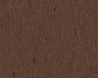Pinewood Acres Grain Brown by Penny Rose Studios for Penny Rose Fabrics (C7755-BROWN)