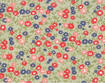 Early Bird Gray Rosie by Bonnie & Camille for Moda Fabrics (55194 14) - Cut Options Available