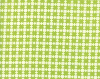 Handmade (55142 24) Green Star Quilt Bonnie & Camille