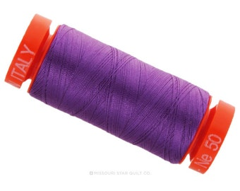 MK50 1243 - Aurifil Dusty Lavender Cotton Thread