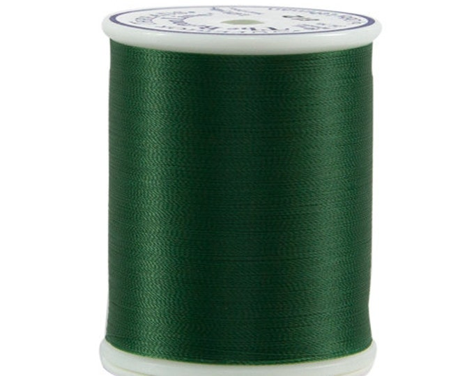 612 Green - Bottom Line 1,420 yd spool by Superior Threads