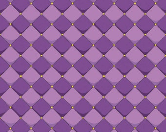 Dragons Checkered Purple SALE (C7665-PURPLE) by Ben Byrd Dragons for Riley Blake Designs - Quilting Cotton Fabric - Cut Options Available