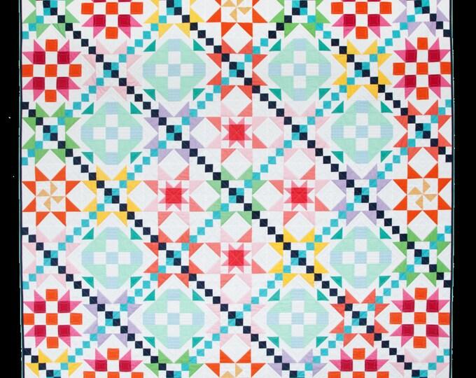 Meet the Maker Quilt Kit by Riley Blake Designs (KT0034)