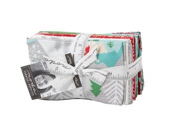 Aurora- Fat Eighth Bundle -  by Kate Spain - F8 bundle - 26 F8s - Kate Spain Aurora for Moda Fabrics (27300F8)