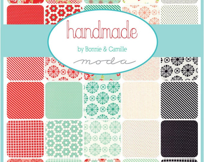 Handmade Half Yard bundle by Bonnie and Camille -  Complete set