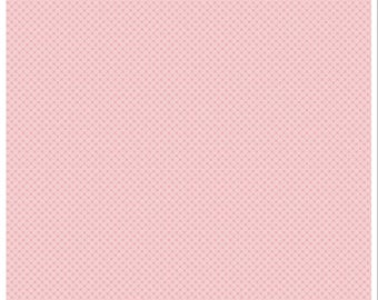 Kisses Tone on Tone Baby Pink (C210) - Riley Blake Designs