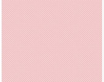 Kisses Tone on Tone Baby Pink (C210) - Riley Blake Designs