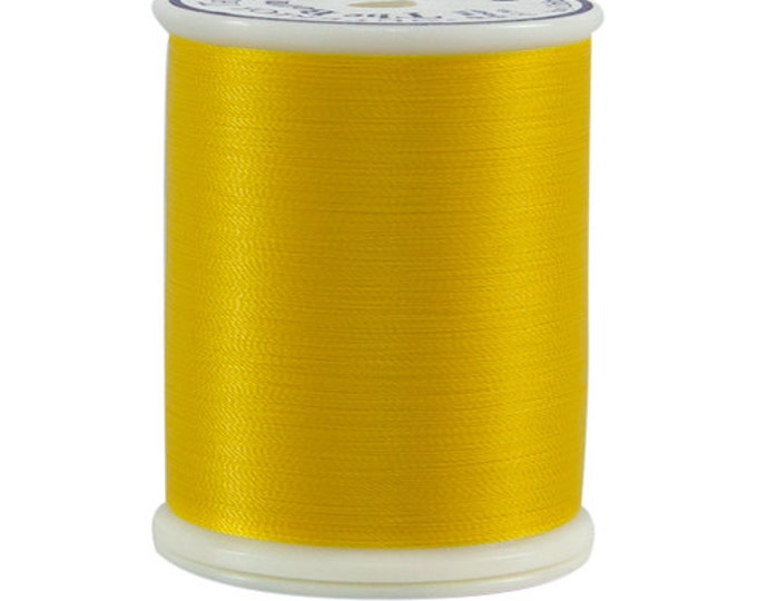 641 Bright Yellow - Bottom Line 1,420 yd spool by Superior Threads