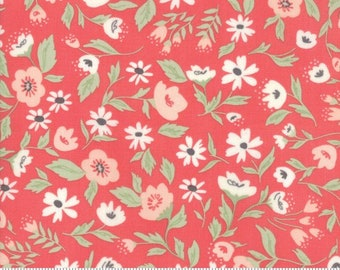Garden Variety (5070 16) Berry Floral Garden Bed by Lella Boutique
