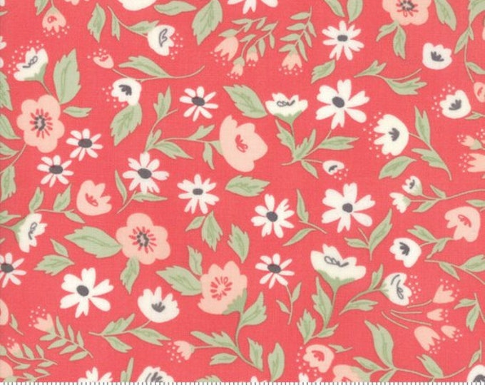 Garden Variety (5070 16) Berry Floral Garden Bed by Lella Boutique
