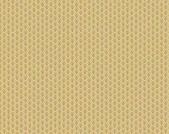Golden Days Mustard Arrow by Fancy Pants Design for Riley Blake Designs (C8605-MUSTARD) - Cut Options Available