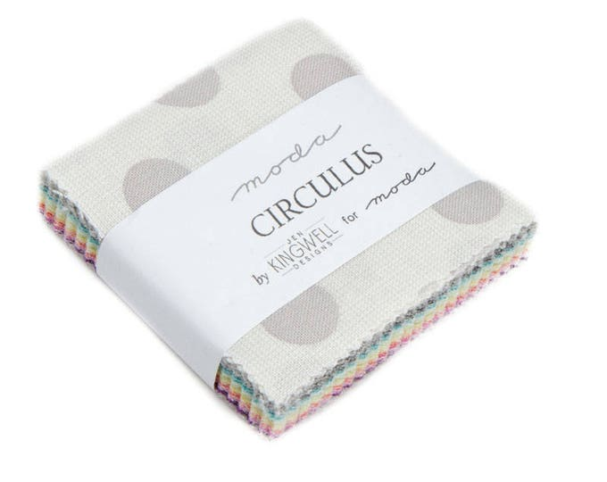 Circulus by Jen Kingwell (18131MC) - Mini Charm Pack