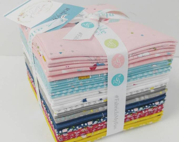 Dear Diary Fat Quarter Bundle by Minki Kim (FQ-6670-21)