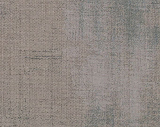 Grunge Basics Grey Couture (30150 163) by Basicgrey for Moda Fabrics