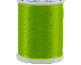 644 Lime Green - Bottom Line 1,420 yd spool by Superior Threads