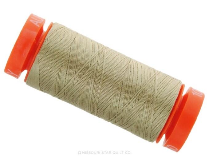 MK50 2324 - Aurifil Stone Cotton Thread