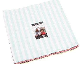 Bonnie & Camille Wovens - Layer Cake - (12405LC) - Wovens by Bonnie and Camille for Moda Fabrics