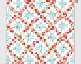 Patchwork Sky - Pattern by Thimble Blossoms (TB 216)