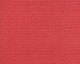 Gingiber Merriment Sweater - Berry (48276 12) for Moda Fabrics