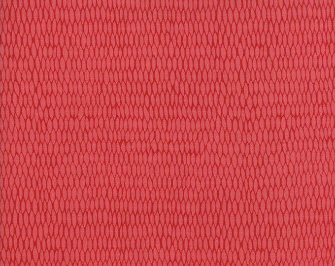 Gingiber Merriment Sweater - Berry (48276 12) for Moda Fabrics