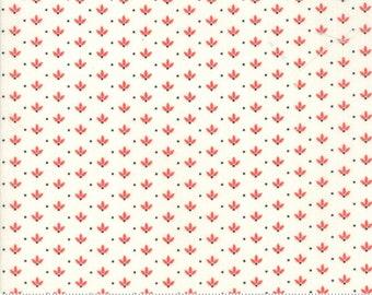 Farmhouse II Milk Dandelion Wisps by Fig Tree & Co. for Moda Fabrics  (20328 15) - 3/4 yard
