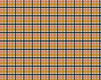 Golden Days Mustard Plaid by Fancy Pants Design for Riley Blake Designs (C8604-MUSTARD) - Cut Options Available