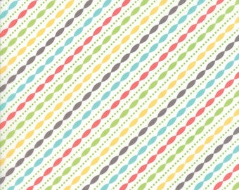 Lulu Lane (29026 11) Multi Petal Stripe by Corey Yoder