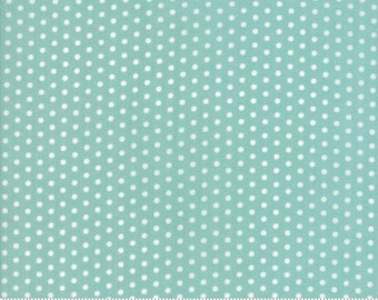 Farmhouse II (20322 14) Pond Polka Dotties by Fig Tree & Co.