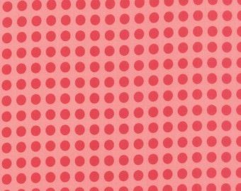 Gooseberry (5013 12) Polka Dots Petal Pink by Lella Boutique