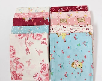 Howdy by Stacy Iset Hsu - Girl - FQ bundle - 10 Fat Quarters