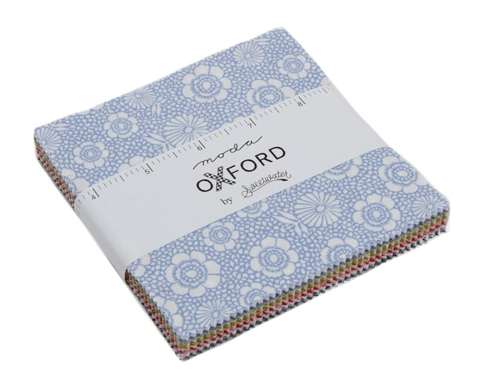 Oxford Prints (5710PP) by Sweetwater Charm Pack