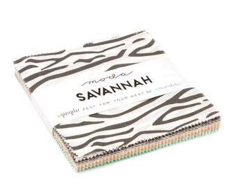 Savannah (48220PP) by Gingiber - Charm Pack