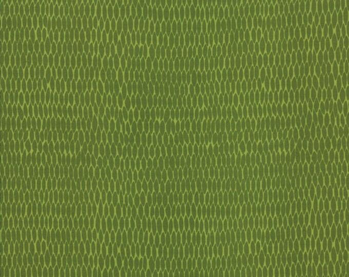 Gingiber Merriment Sweater - Holly (48276 13) for Moda Fabrics