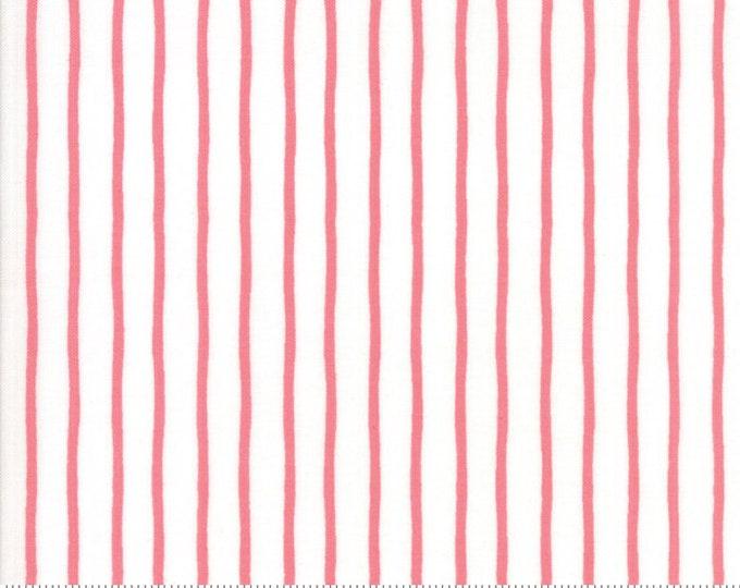 Lollipop Garden Handmade Stripe - Raspberry - Lollipop Garden by Lella Boutique - (5086 11)