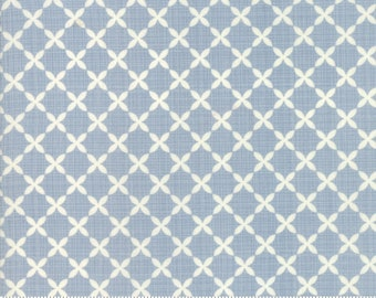 Sweet Tea Lattice in Splash by Sweetwater for Moda Fabrics - (5725-22)