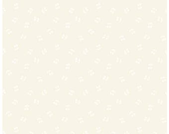 Riley Blake Designs, Tone-on-Tone Cherries Cream (C215-Cream)