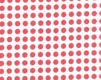 SALE!!  Gooseberry (5013 11) Polka Dots Cloud Berry by Lella Boutique