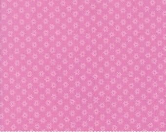 Sunnyside Up Sunshine Kismet (Pink) by Corey Yoder (Little Miss Shabby) for Moda (29057 28)