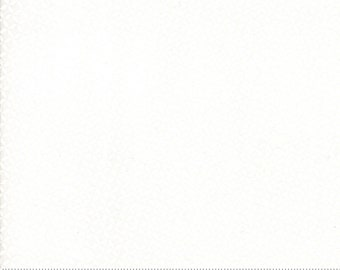 Sunnyside Up Friendly Fluffy (White) by Corey Yoder (Little Miss Shabby) for Moda (29056 21)