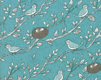 Nest (5061 16) Pond Bird Song by Lella Boutique
