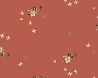 Sienna Delicate Balance  from Spirited by Sharon Holland for Art Gallery Fabrics (SPT-85224) Floral Fabric - Cut Options Available