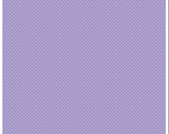 Kisses Tone on Tone Lilac (C210) - Riley Blake Designs
