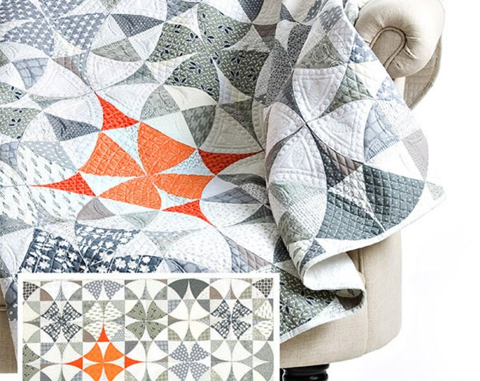 Chic Country Quilt Pattern by Sew Kind of Wonderful