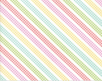 Sunnyside Up Bias Gingham in Multi Colors by Corey Yoder (Little Miss Shabby) for Moda (29058 11)