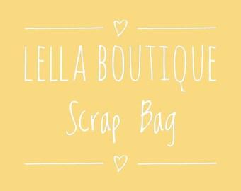Lella Boutique fabric Scrap bag