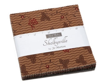 Shelbyville Charm Pack by Jo Morton for Moda Fabrics (38070PP)